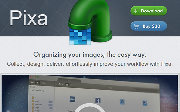 Mac Application Giveaway: 10 Copies of Pixa For Mac Up For Grabs