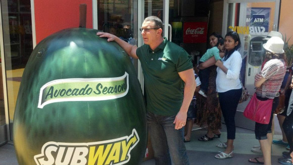 Subway Avocado Season