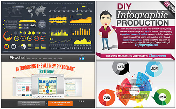 Resources for Creating Infographics: Online Tools, Tutorials and Free Infographic Elements