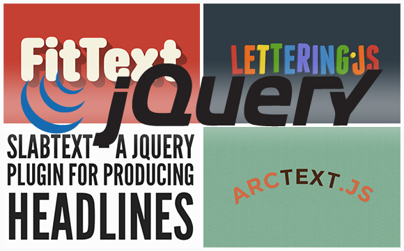 4 jQuery Plugins For Superior Typography