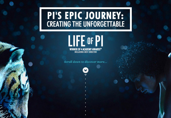 Pi's Epic Journey (Life of Pi)