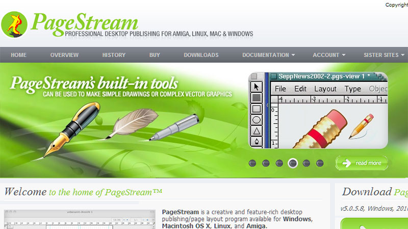 PageStream