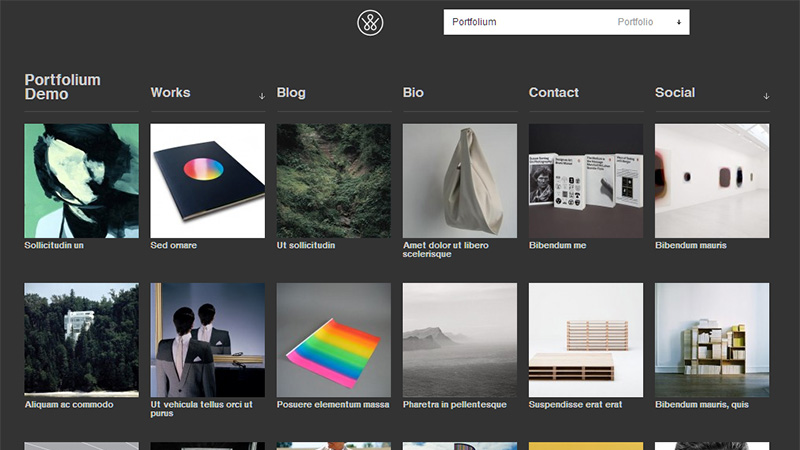 30 Customizable and Free WordPress Portfolio Themes