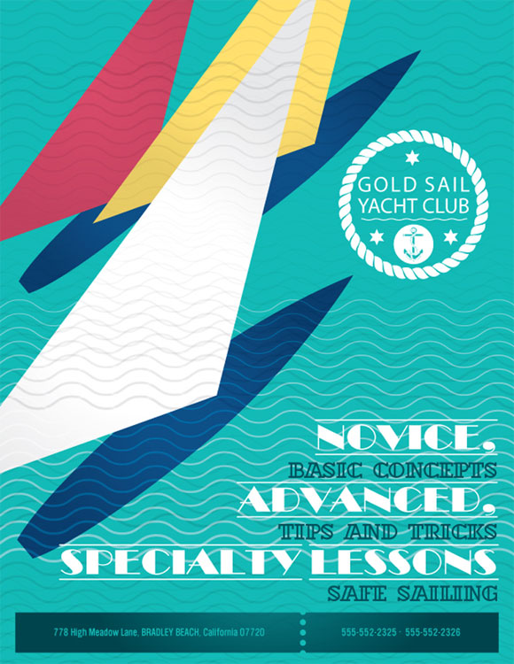 Gold Sail Yacht Club