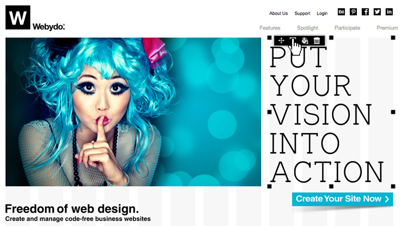 Webydo Giveaway: 3 x Lifetime Accounts to Create Exceptional Websites