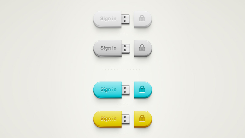 How to Create a Unique USB Sign-In Button in Adobe Illustrator