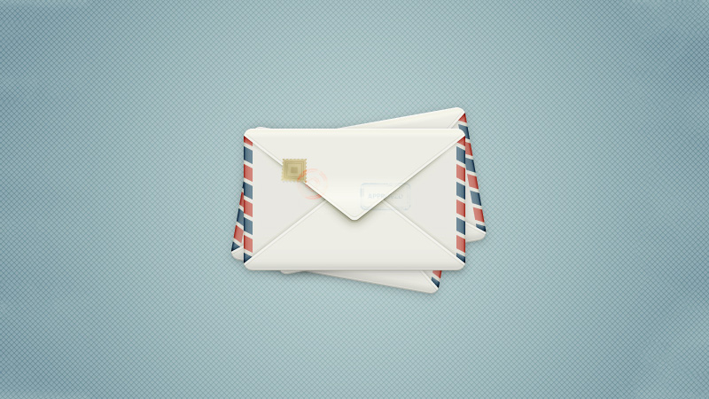 Create a Detailed Envelope Illustration in Adobe Illustrator