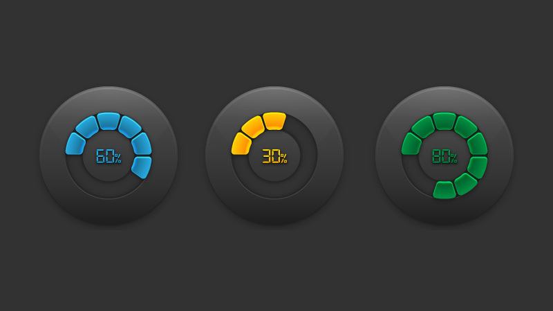 Create a Radial Progress Bar in Adobe Illustrator