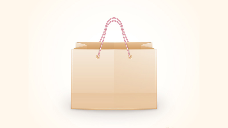 How to Create a Paper Shopping Bag
