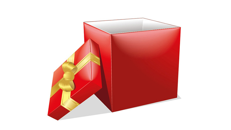 Create an Ornate 3D Gift Box in Illustrator