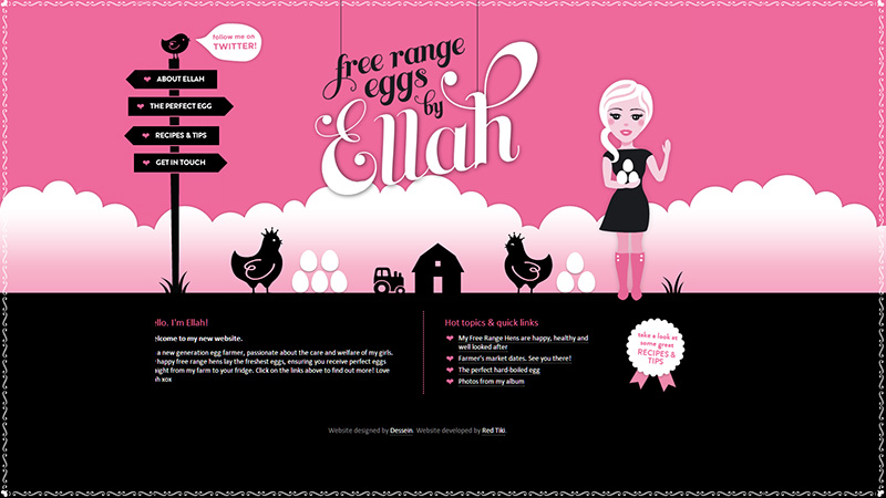 Eggs by Ellah