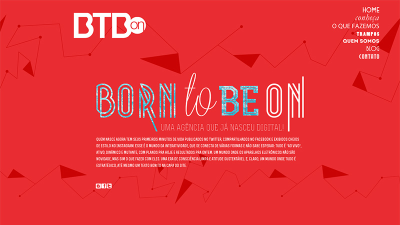 Born To Be On
