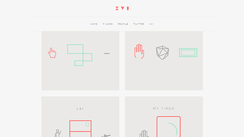 Charming website designs with minimal coloring best practice for Minimalist web design