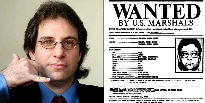 kevin mitnick infamous hacker Once one of the fbi's most wanted because he hacked into 40 major corporations just for the challenge, kevin is now a trusted security consultant to the fortune 500 and governments worldwide.