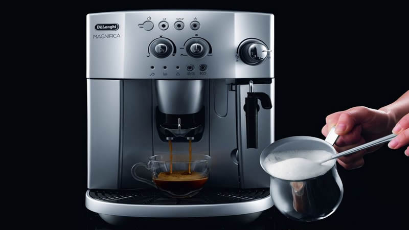 DeLonghi Magnifica Compact Bean to Cup Coffee Maker