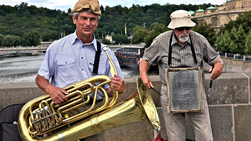 Washboard Blues, Prague