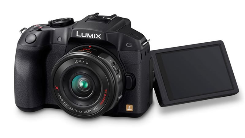 Panasonic Lumix DMC-G6