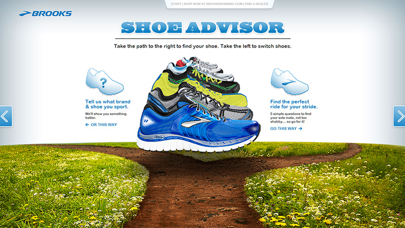Brooks Running - Shoe Advisor
