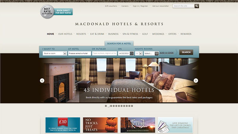 Macdonald's Hotels & Resorts