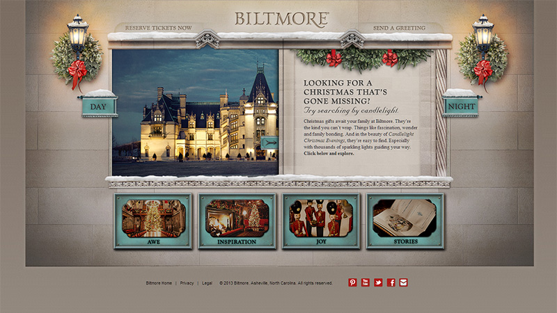 Christmas at the Biltmore