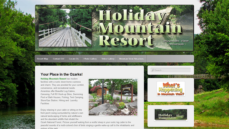 Holiday Mountain Resort