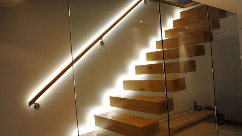 30 creative led interior lighting designs for Led iluminacion interior