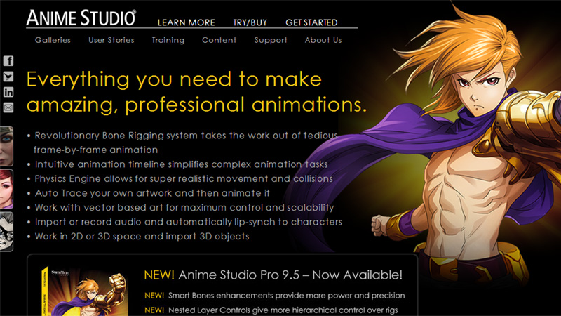 8 Great 2D and 3D Animation Software For Beginners To