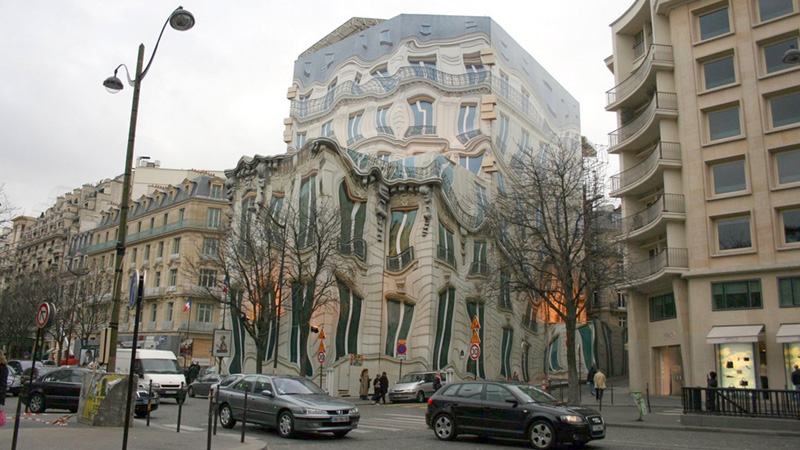 39 George V, Paris