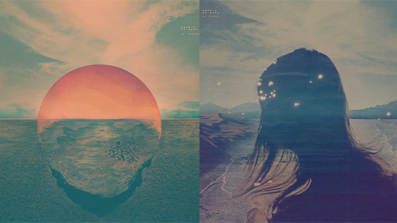 Analog Dreamscapes in Sound and Image by ISO50