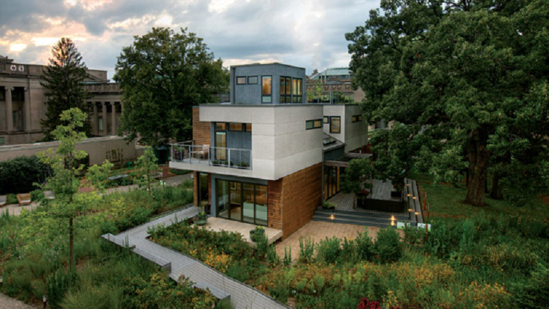 Greenest Home in Chicago