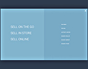 Create a Square-Like 3D Animated Menu Gallery with jQuery Square Menu