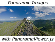Embed an Interactive Panoramic Photo with Panorama Viewer