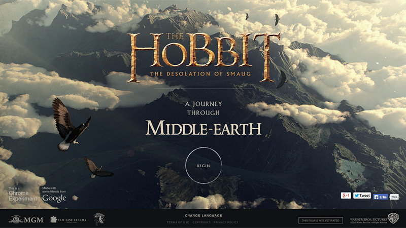 The Hobbit: Middle Earth