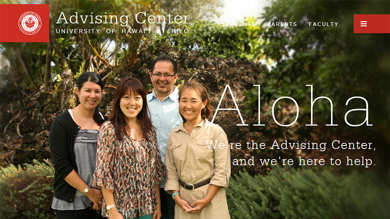 Advising Center - University of Hawaii