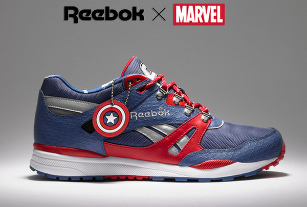 Reebok x Marvel Limited Edition