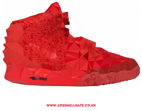 Yeezy 2 Triangulation