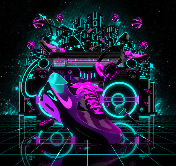 Nike Glow-in-the-Dark T-Shirts
