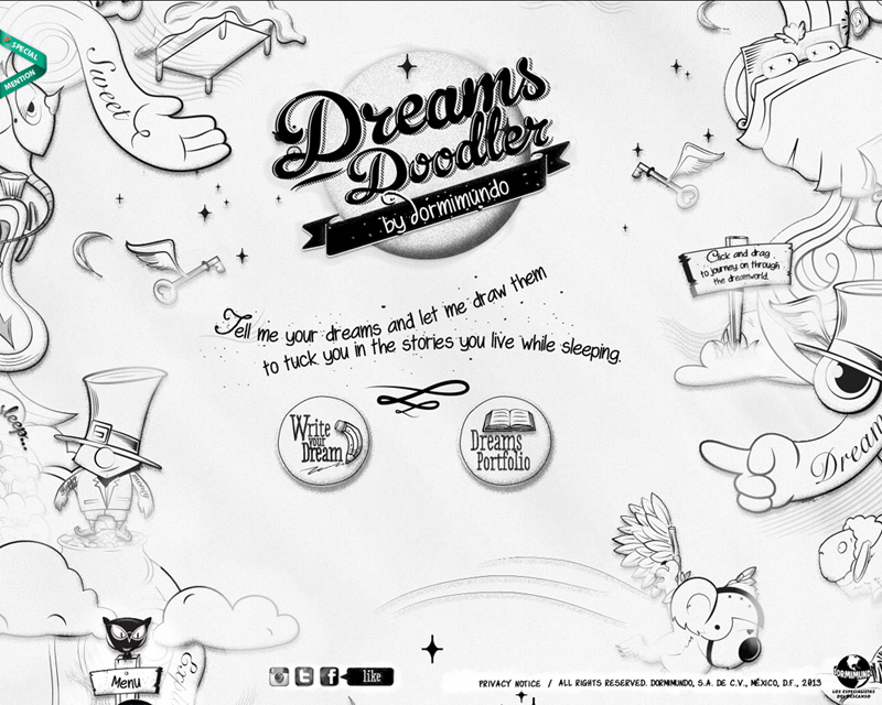 Dreams Doodler