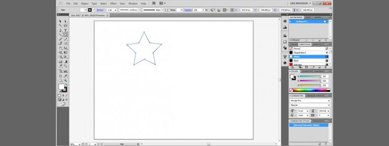 Creating Shapes with SVG
