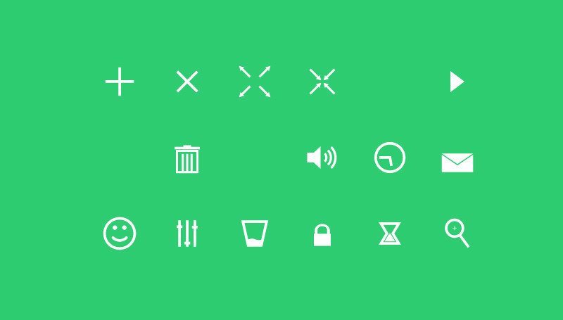Animated SVG Icons with Snap.svg