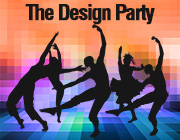 DESIGN IS A PARTY - Three Steps to Get In