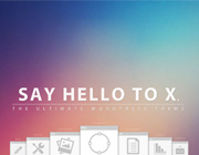 Giveaway: Grab Your Chance to Win a X 2.0 Theme Giveaway