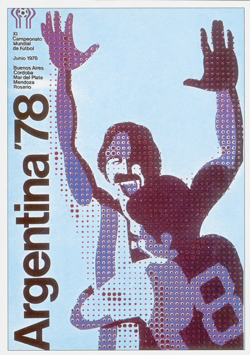 1978 World Cup Poster