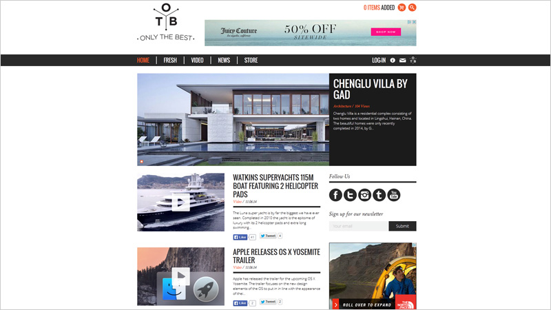 The More The Better: Great Multi-Column Layout Websites