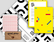 Fresh Collection of Elaborated Branding Identity Projects