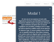 Create Modal Windows that can be Morphed from Anything with jQuery.Adaptive-Modal.js