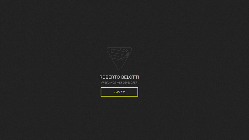 Roberto Belotti Freelance Web Developer