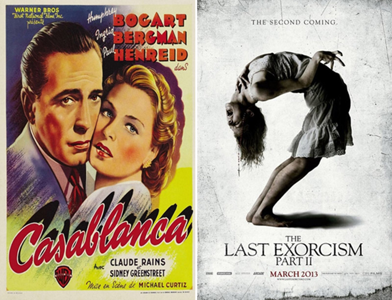 Geliefde Design Lessons from 20 Phenomenal Vintage Movie Posters GW26