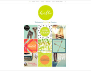 20 New Clean & Minimalist Websites for Your Inspiration