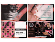 Business Cards Giveaway: Win A Free Set Of Clear Plastic Business Cards